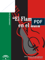 Flamenco en El Cole