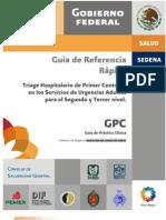 Triage Guia Rapida