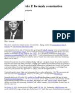 The JFK Assassination Timeline