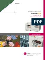 LG  VFD drive manual