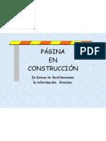 PaginaConstruccion