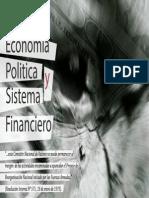 Economía Economia Politica y Sistema Financiero (informe)