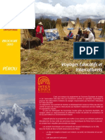 Inter Educa Adventures  Programmes France