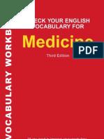 English Vocabulary for Medicine-2