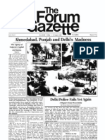 The Forum Gazette Vol. 1 No. 5 August 1-15. 1986
