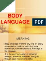 BODY LANGUAGE-.ppt