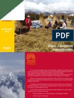 Brochures Inter Educa Adventures
