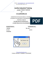 Programming Project Ideas With Sample Project Report on Project to Promote Art Work