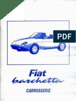 Fiat Barchetta Carrosserie