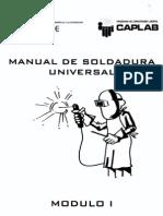 SOLDADURA - Manual de Soldadura Universal (Modulo-I)