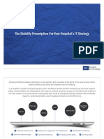 The Mobility Prescription For Your Hospital's IT Strategy