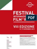 Roma - Brochure Edizione 2013