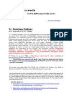 Aastha Ayurveda Profile