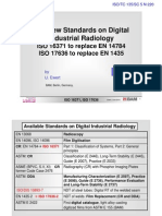ISO-TC135-SC5 N0220 New Standards on Digital Industrial Radiology