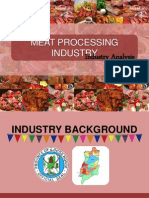 Meat Processing Industry