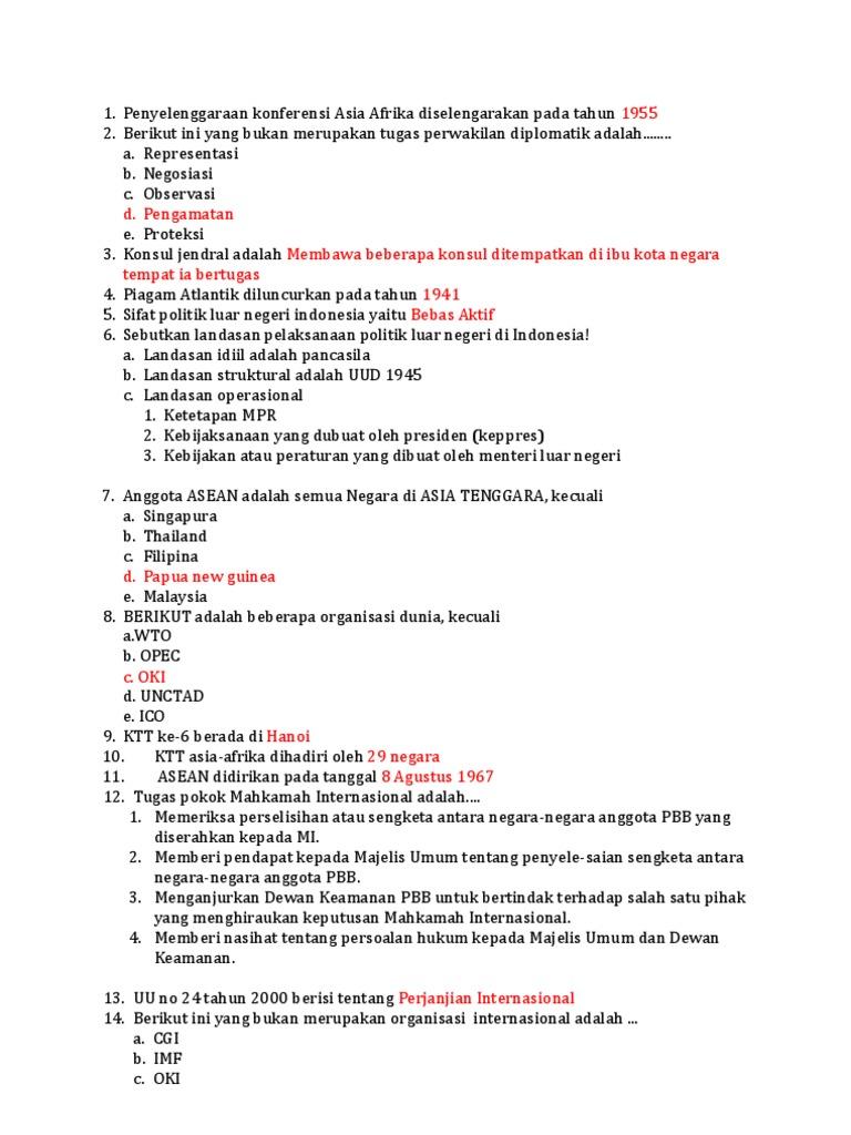 Contoh Kunci Jawaban Revisi Pkn Kelas 11 Semester 2 Ops Sekolah Kita