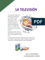 Afiche Tu y La Television
