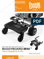 BuggyBoard-Mini ENGLISH Owner Manual