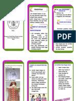 Leaflet Manajemen Laktasi