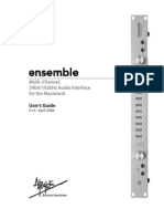 Ensemble Users Guide