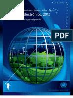 EGovSurvey2012 Spanish