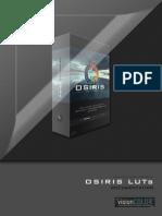 OSIRIS Film Emulations - Documentation