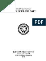 Draft Kurikulum 2012 - Materi Lokakarya