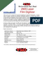 2905 Film Digitizer