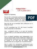IDA 5 Formation