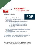 IDA 6 Logement