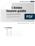 Aussie First Home Buyers Guide