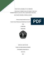 Penyelesaian WPL dan WBS pada BPR