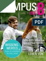 University of Twente - Campus Magazin 2012