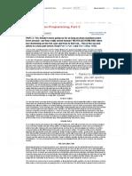 S.O.S Effective Drum Programming, Part 2