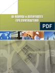 Al Handal Contracting Company Profile