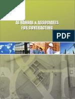 Al Handal Contracting Company Profile