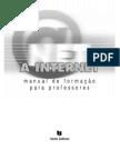 Internet - Manual de Forma豫o para Professores (Texto Editora)