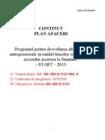 01__start_plan de Afaceri Brutarie Re-mick Pan Srld