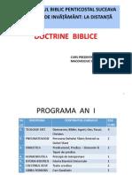 4-Doctrine Biblice 2