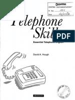 Telephone Skills Essential Telephone English - David a Hough
