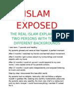 Islam Exposed