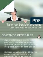 Taller de Servicio Al Cliente