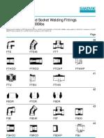 4 ANSI Forged Fittings B16.11