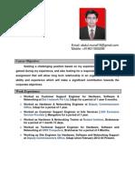 abdul munaf resume