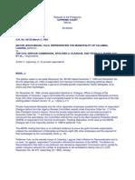 Yulo v. Civil Service Commission, 219 SCRA 470