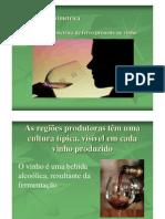 Microsoft PowerPoint - Análise gravimetrica de ferro presente no vinho