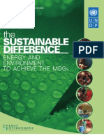 Und p Sustainable Difference