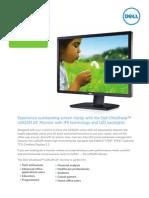 "Dell UltraSharp U2412M 24"" IPS Full HD LED Monitor"