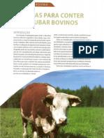 Contenção de Bovinos CFMV - Zootecnia