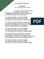 Les Champs-Elysés.doc